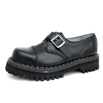 čevlji KMM 3 očesce - Črno z sponka, KMM
