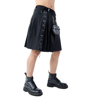 kilt moški Aderlass - Eye Kilt Denim Black, ADERLASS