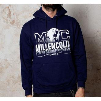 jopa s kapuco moški Millencolin - Bear Logo - Buckaneer, Buckaneer, Millencolin