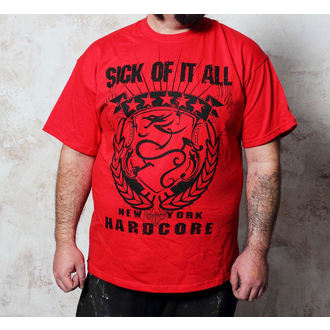 majica kovinski moški Sick of it All - HC Crest - Buckaneer, Buckaneer, Sick of it All