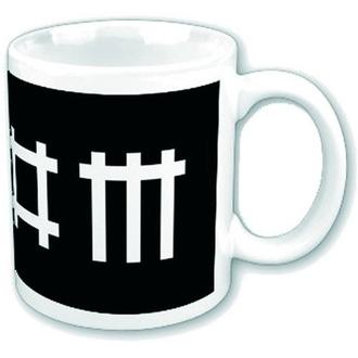 Skodelica Depeche Mode - Logo - ROCK OFF, ROCK OFF, Depeche Mode