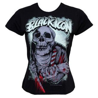 majica hardcore ženske - Eat - BLACK ICON, BLACK ICON