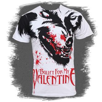 majica kovinski Bullet For my Valentine - Volkodlak AO 30/1 - BRAVADO, BRAVADO, Bullet For my Valentine