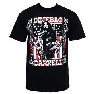 majica moški Dimebag Darrell - Guitar Flag, BRAVADO, Dimebag Darrell