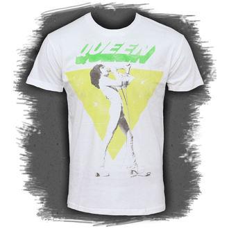 majica kovinski moški Queen - Freddy Sings - BRAVADO, BRAVADO, Queen