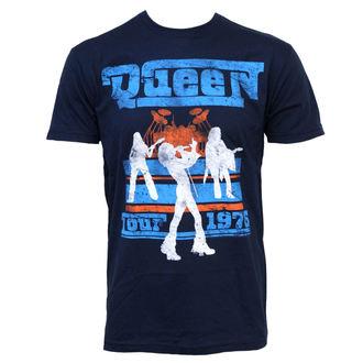 majica kovinski moški Queen - Tour 76 - BRAVADO, BRAVADO, Queen