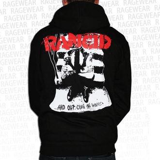 jopa s kapuco moški Rancid - Wolves - RAGEWEAR, RAGEWEAR, Rancid