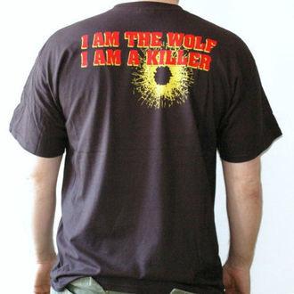 Metal majica moški Walls of Jericho - Wolf - RAGEWEAR, RAGEWEAR, Walls of Jericho