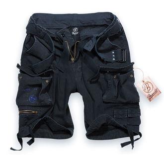 kratke hlače moški BRANDIT - Gladiator Vintage Shorts Black - 2001/2