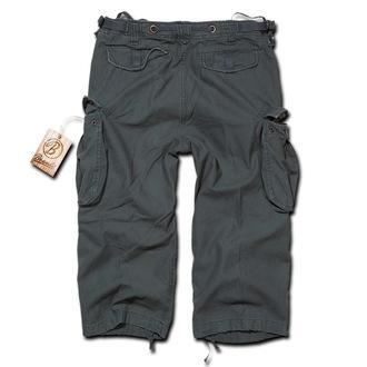 kratke hlače moški 3/4 BRANDIT - Industry Vintage Anthracite, BRANDIT