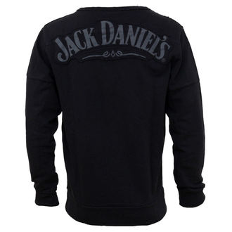majica ulica moški Jack Daniels - Black - JACK DANIELS, JACK DANIELS