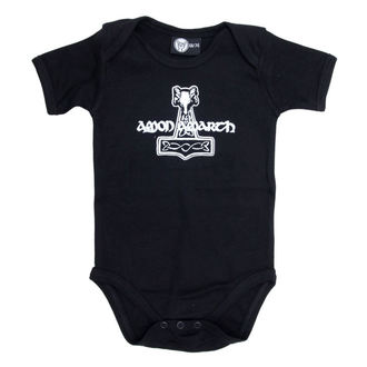 točke otroci Amon Amarth - Hammer - Črno, Metal-Kids, Amon Amarth