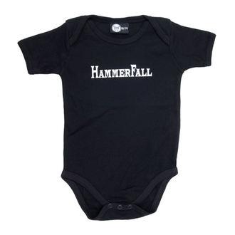 točke otroci Hammerfall - Logo - Črno, Metal-Kids, Hammerfall