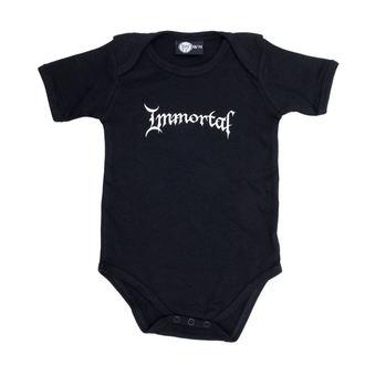telo otroci Immortal - Logo - Črno, Metal-Kids, Immortal