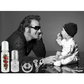 Otroška steklenica (250ml) ROCK STAR BABY - Peace, ROCK STAR BABY