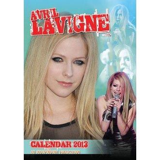 koledar do leto 2013 Avril Lavigne, NNM, Avril Lavigne