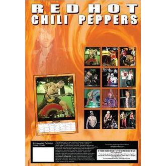koledar do leto 2013 - Red Hot Chilli Peppers, NNM, Red Hot Chili Peppers