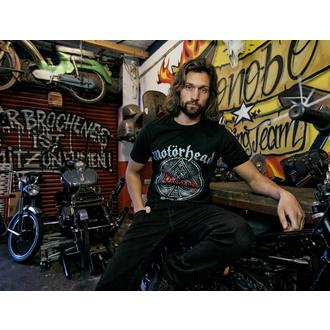 Moška majica BRANDIT Motörhead Ace od Lopate 61013-black, BRANDIT, Motörhead