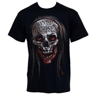 majica kovinski moški Cannibal Corpse - Skull - PLASTIC HEAD, PLASTIC HEAD, Cannibal Corpse