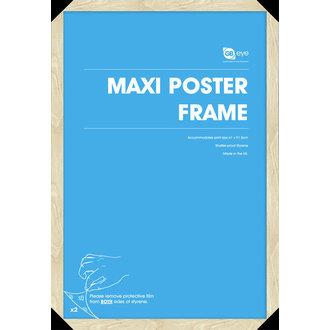 okvir do plakat (61x91,5 cm) - Beech - GB Posters, GB posters
