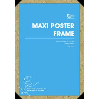 okvir do plakat (61x91,5 cm) - Oak - GB Posters, GB posters