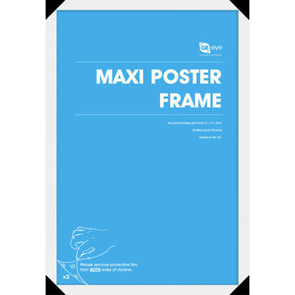 okvir do plakat (61x91,5 cm) - White - GB Posters, GB posters