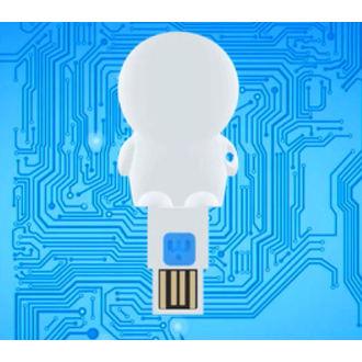 USB bralec mikro SD motorna kolesa (bliskavica disk) - STAR WARS - Yoda