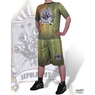 dres a kratke hlače Sepultura 'Sepularmy 1', NNM, Sepultura