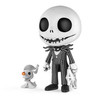 Figura Nightmare before Christmas - Jack Skellington, NNM