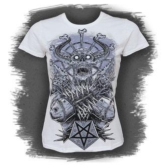 majica hardcore ženske - Metal Demon, BLACK ICON