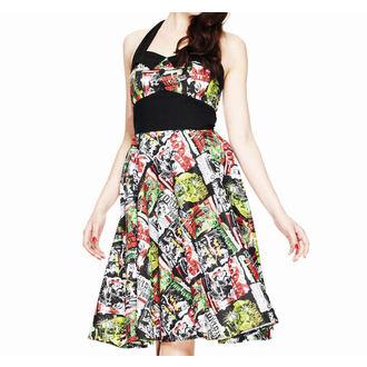 obleko ženske HELL BUNNY - B-Movie 50´s, HELL BUNNY