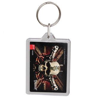 ključ prstan (obesek) Bullet For My Valentine - Skull - Pyramid Posters, PYRAMID POSTERS, Bullet For my Valentine