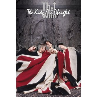 plakat The Who - The Kids Are Alright - Pyramid Posters, PYRAMID POSTERS, Who