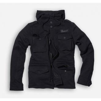 moška majica BRANDIT - Detroit Pot - Črna - 3106/2