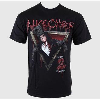 majica kovinski moški Alice Cooper - - ROCK OFF, ROCK OFF, Alice Cooper