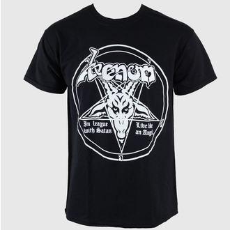 Moška Metal majica Venom - In League With Satan - RAZAMATAZ, RAZAMATAZ, Venom