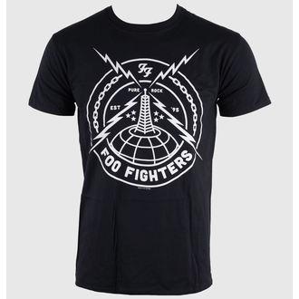majica kovinski moški Foo Fighters - Black Strike - LIVE NATION, LIVE NATION, Foo Fighters