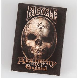 karte Bicycle Licensed - ALCHEMY GOTHIC, ALCHEMY GOTHIC
