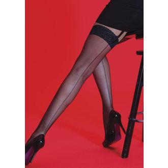 nogavice Legwear - Scarlet - BKSEAM Fishnet, LEGWEAR