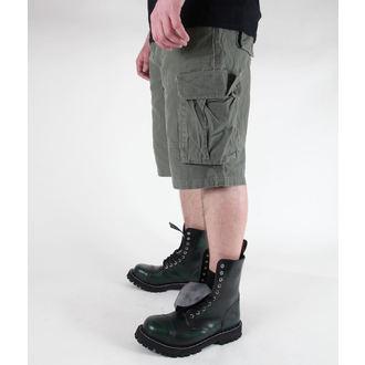 kratke hlače moški MIL-TEC - US Aviator - Predpranje Oljka, MIL-TEC