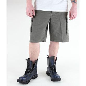 kratke hlače moški MIL-TEC - BW Bermuda - Predpranje Oljka, MIL-TEC
