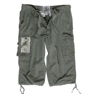 kratke hlače moški 3/4 MIL-TEC - Air combat - Predpranje Oljka, MIL-TEC