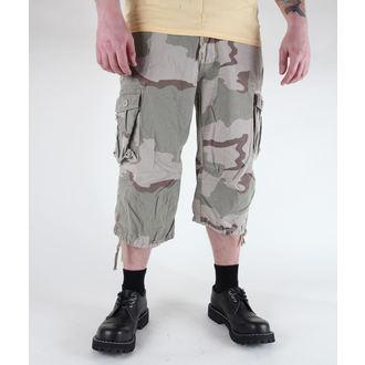 kratke hlače 3/4 moški MIL-TEC - Air Combat - Predpranje Deset, MIL-TEC