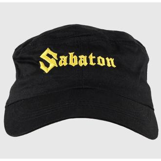 pokrovček Sabaton - Logo - NUCLEAR BLAST