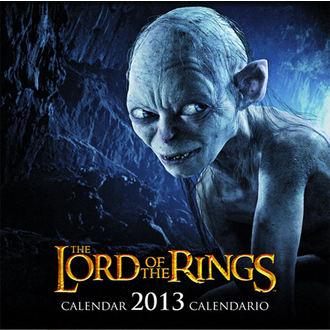koledar do leto 2013 Moški obroči - English & Spanish Version, NNM