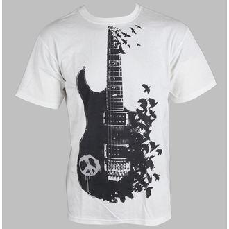 majica moški - Crow Guitar - LIQUID BLUE, LIQUID BLUE