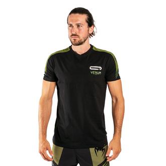 Moška majica Venum - Cargo - Črna / Zelena, VENUM