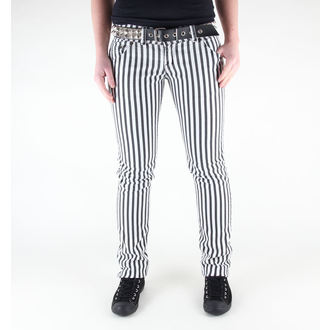 hlače ženske 3RDAND56th - Stripe Skinny - JM444, 3RDAND56th