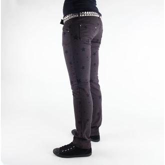 hlače ženske 3RDAND56th - Star Skinny Jeans - JM1097, 3RDAND56th