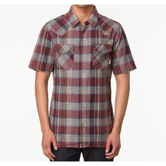 majica moški VANS - Edgeware - Redrum Karirasto, VANS